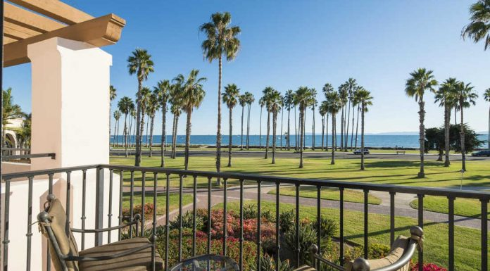 Hilton Santa Barbara Beachfront Resort, Ocean View