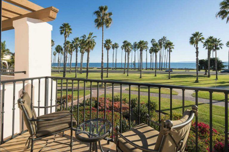 Top 12 Most Affordable Luxury Hotels in Santa Barbara, California