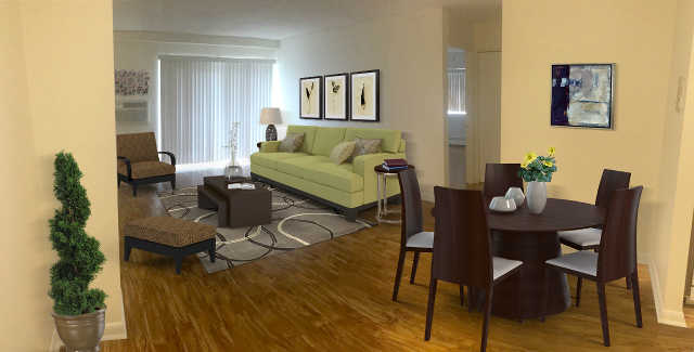 Parker Hill Apartments Boston