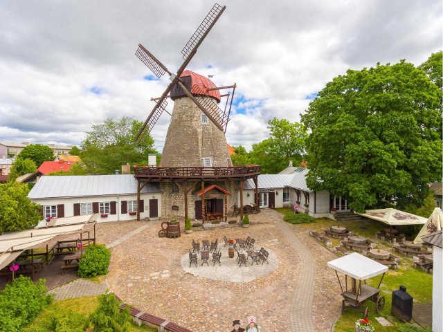 Saaremaa Veski Restaurant