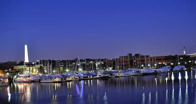 Charlestown Marina, Boston