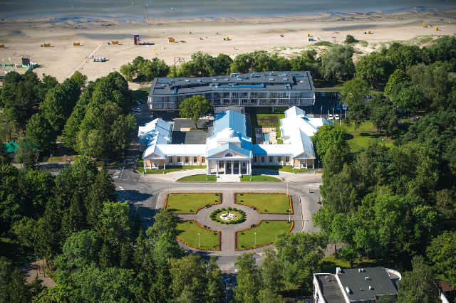 Hedon Hotel & Spa, Estonia