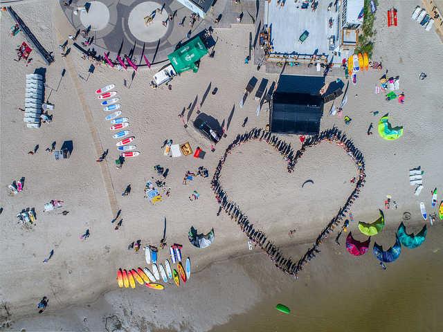 Parnu Beach Estonia