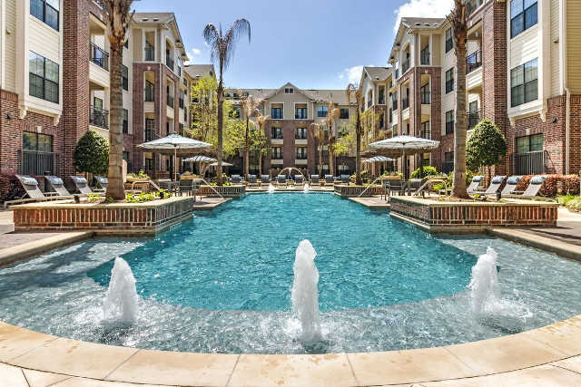 Villas at Bunker Hill Apartments Houston