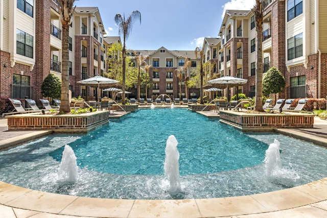 Villas at Bunker Hill Apartments Houston