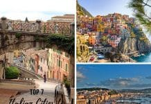Top 7 Italian Cities to Visit on a Budget