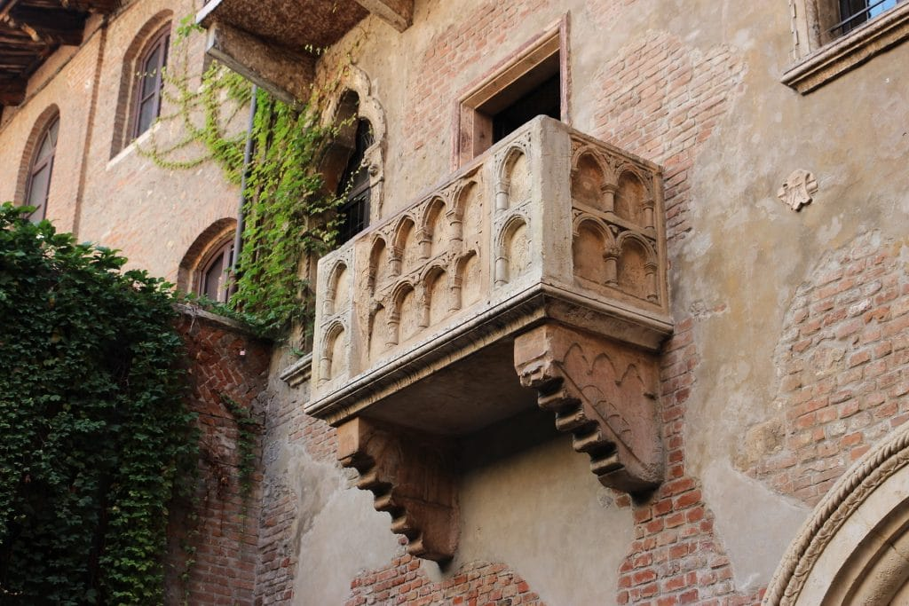 Balcony from Juliet's House