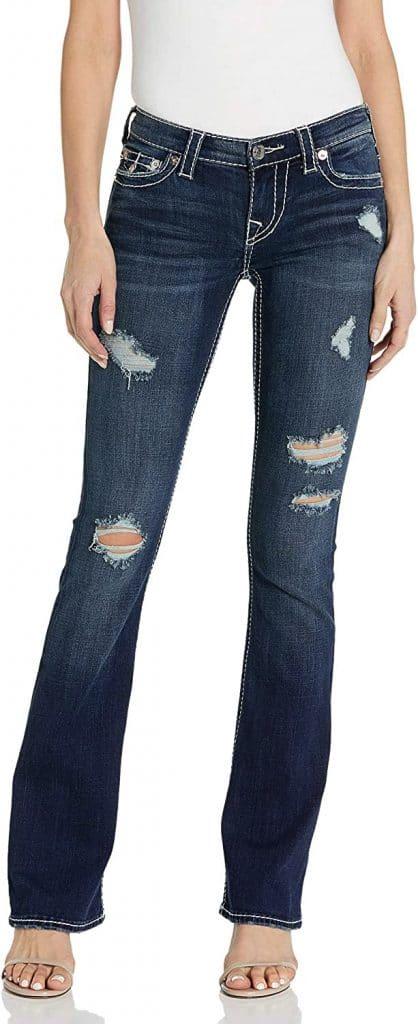 True Religion Women's Boot Cut Jeans