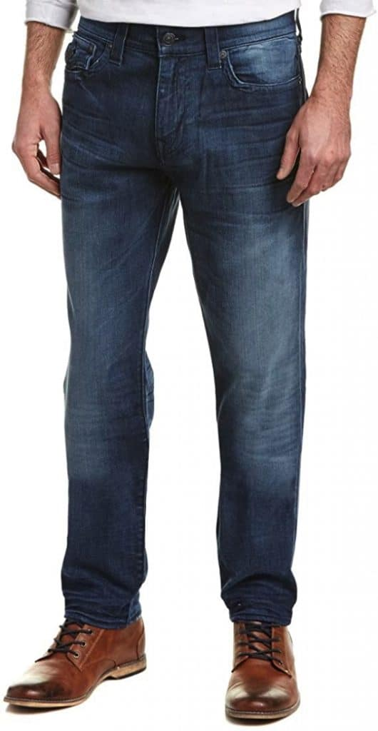 Geno Relaxed Slim-Fit Jeans