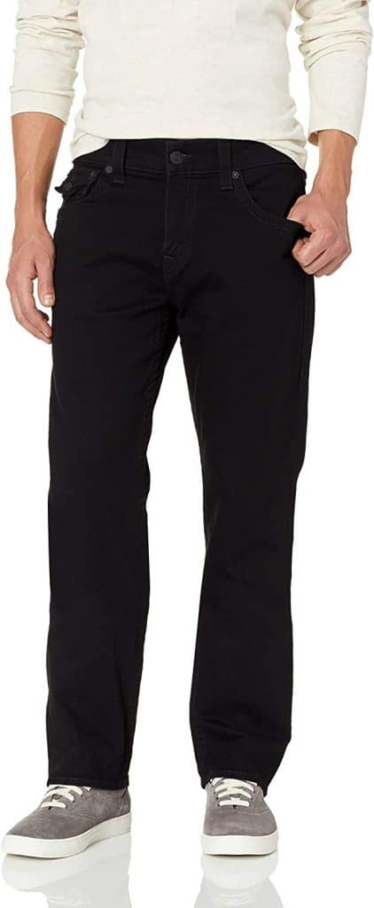 Ricky Straight-Fit Jeans