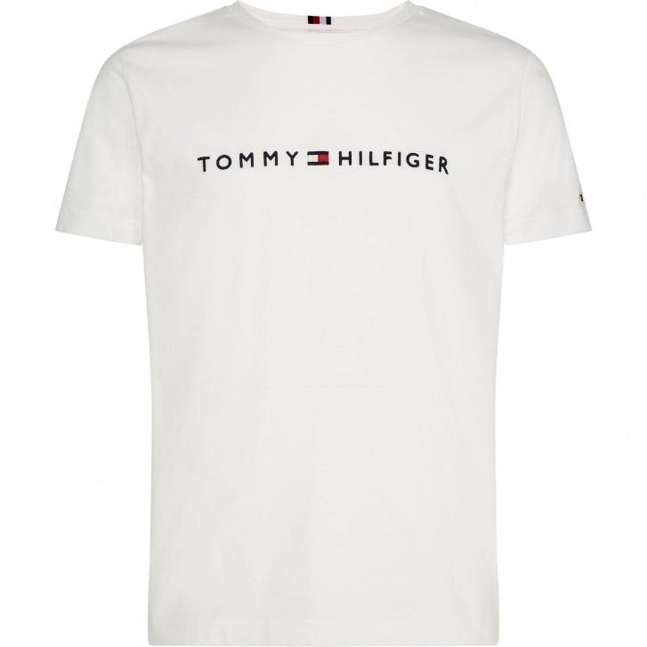 Men's Logo White T-shirt