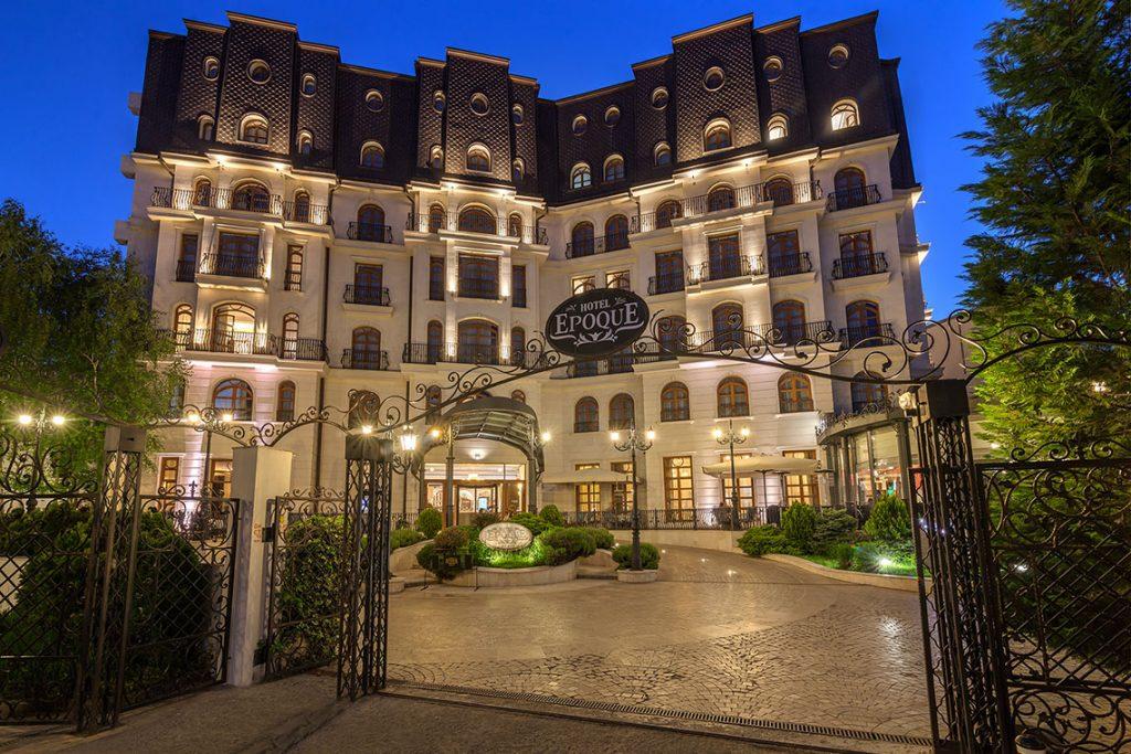 Epoque Hotel Relais & Chateau
