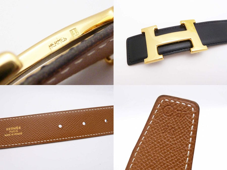 Hermes Belts Details