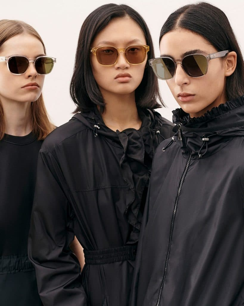 Moncler Jackets and Lunettes