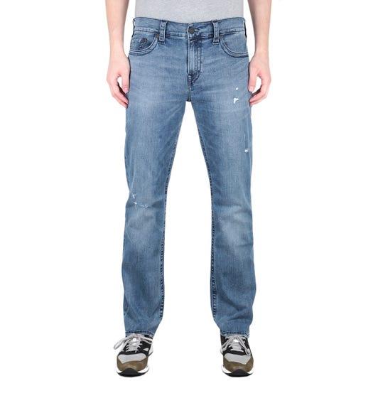 Ricky Mid Blue Regular Fit Jeans