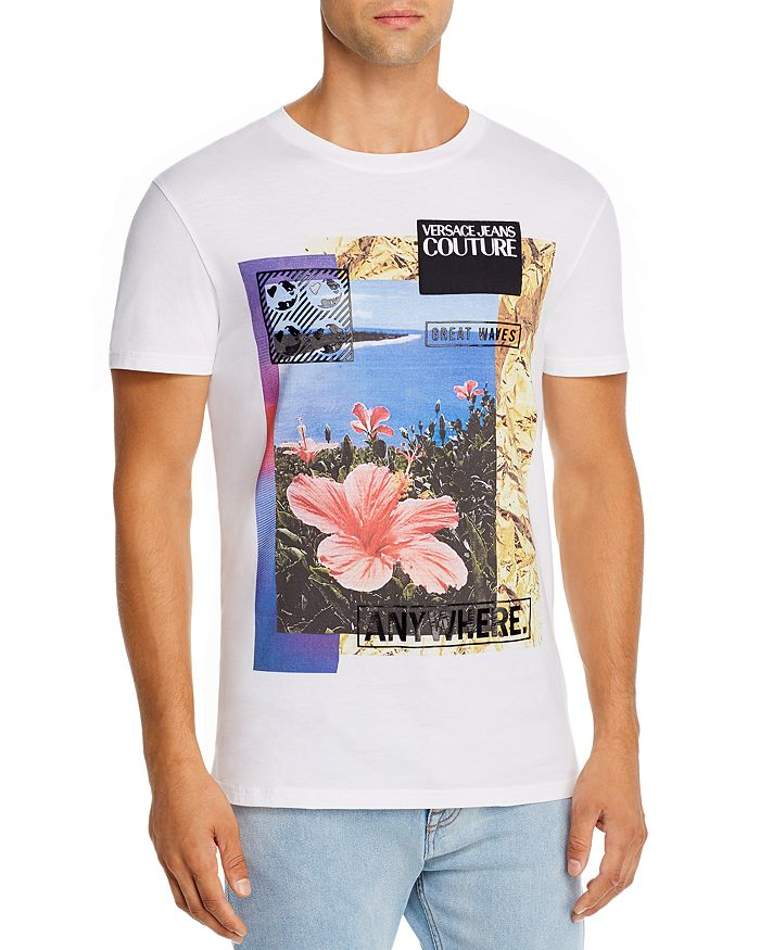 Tropical Postcard Tee