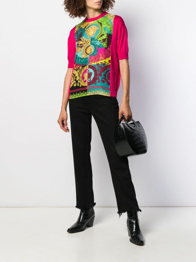 Versace Graphic print T-shirt