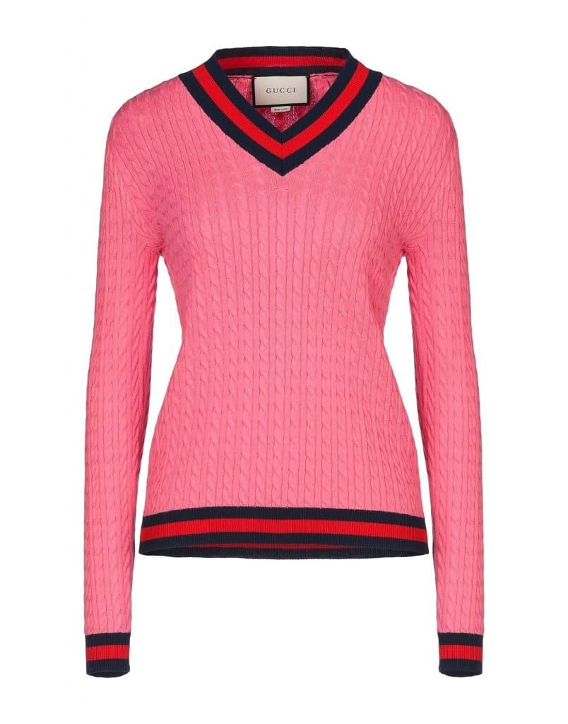 Gucci Pink Sweater