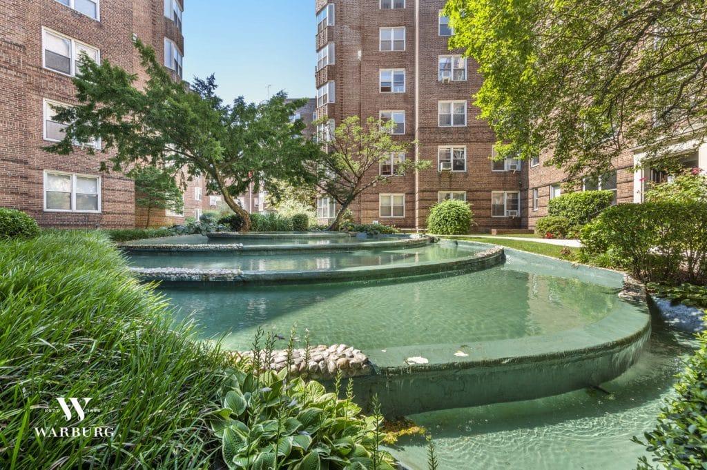 Garden/ 73-12 35 Avenue, Apt C64, Jackson Heights, NY/ Warburg Realty