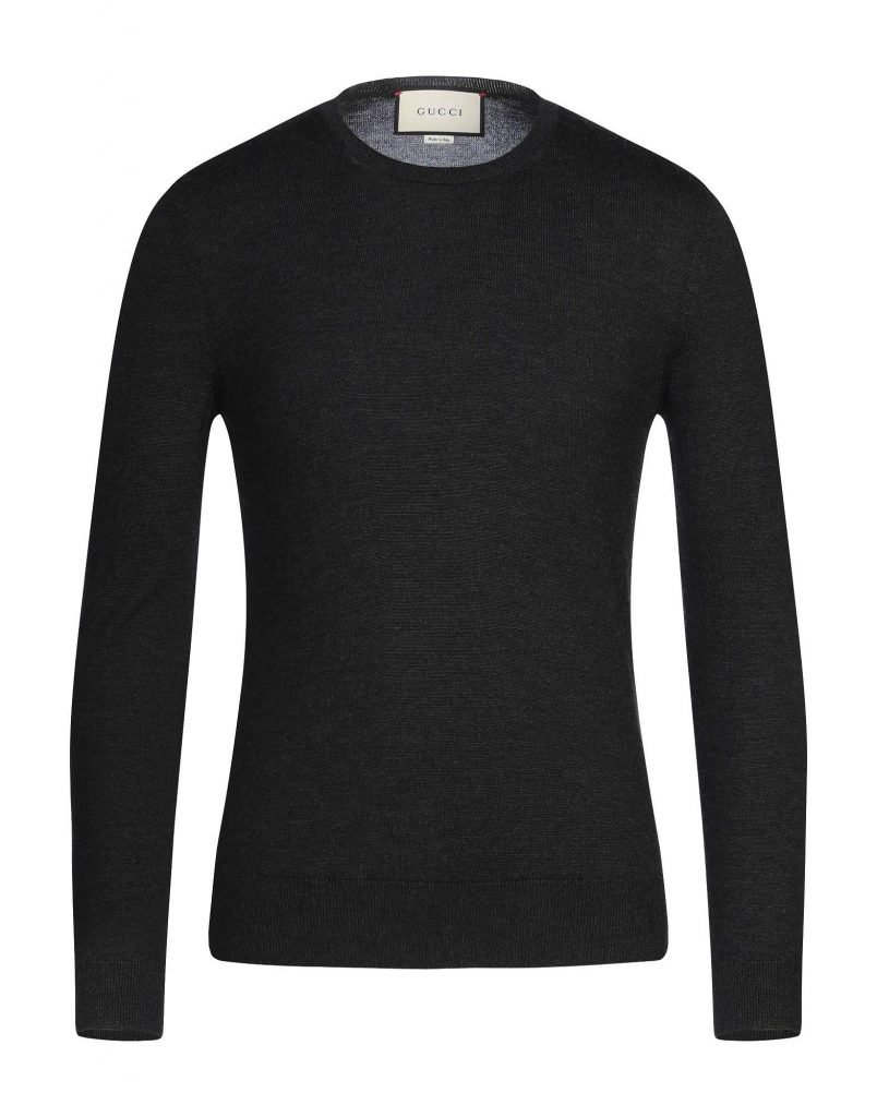 Cashmere Blend Sweater: