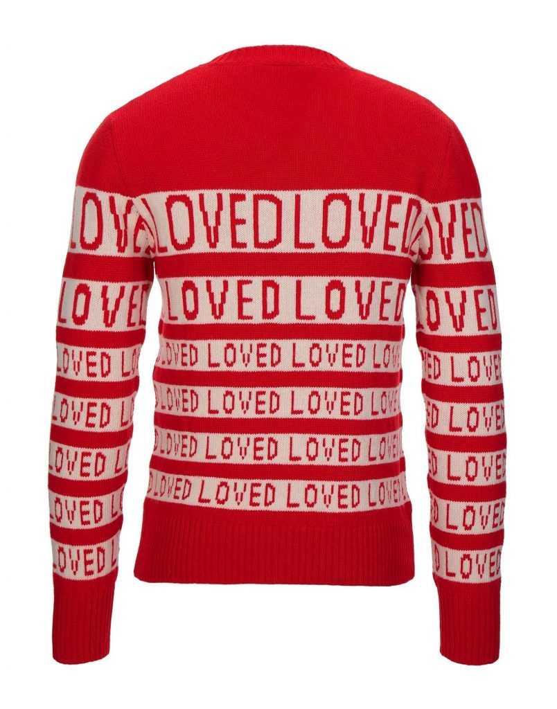 Gucci Red Sweater for Men