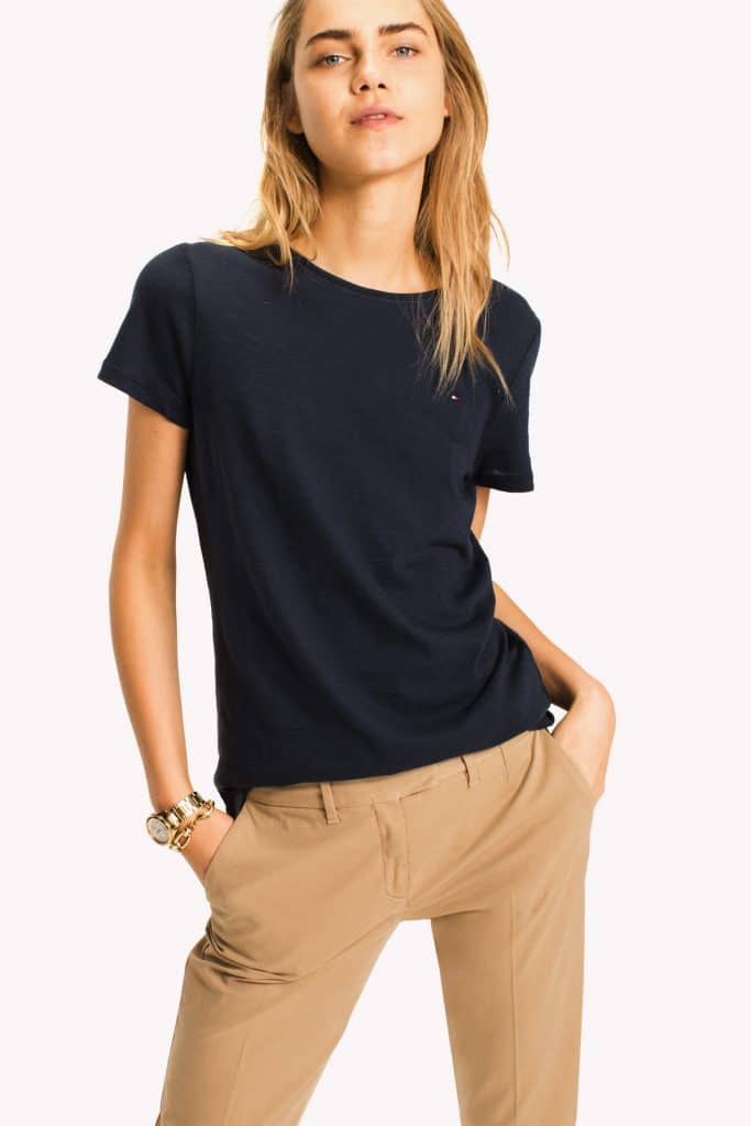 Tommy Hilfiger Navy T-shirt: