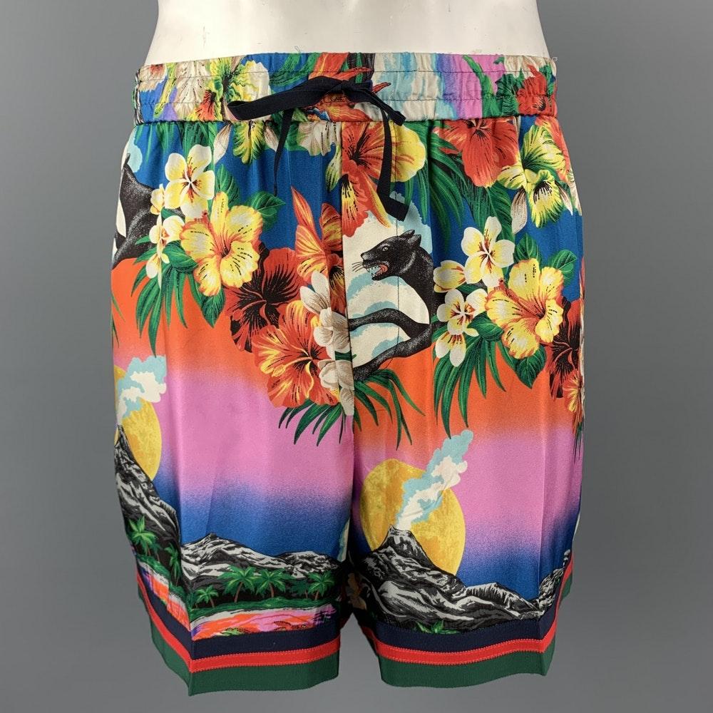 Gucci Multicolor Shorts for Men