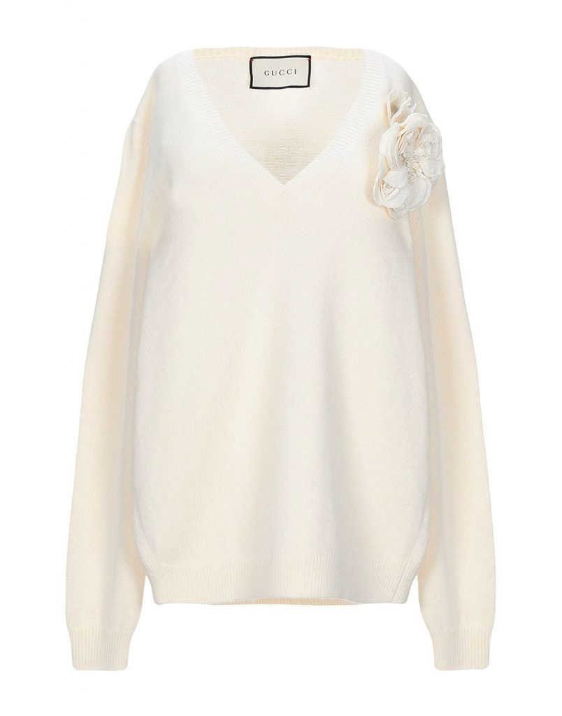 Gucci Women's White Sweater