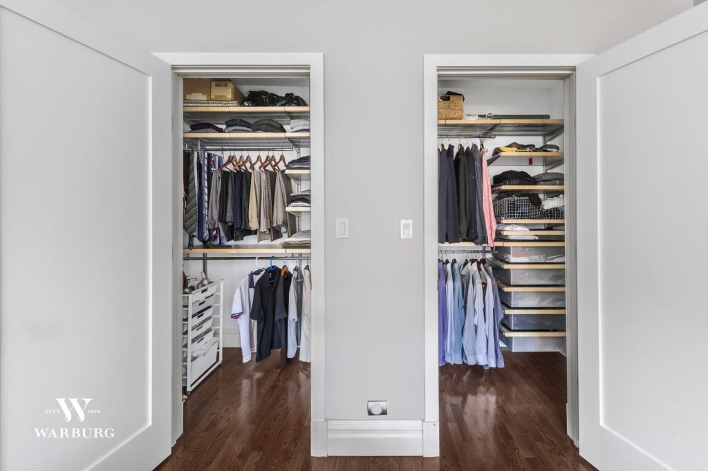 Walk-in Closet/ 73-12 35 Avenue, Apt C64, Jackson Heights, NY/ Warburg Realty