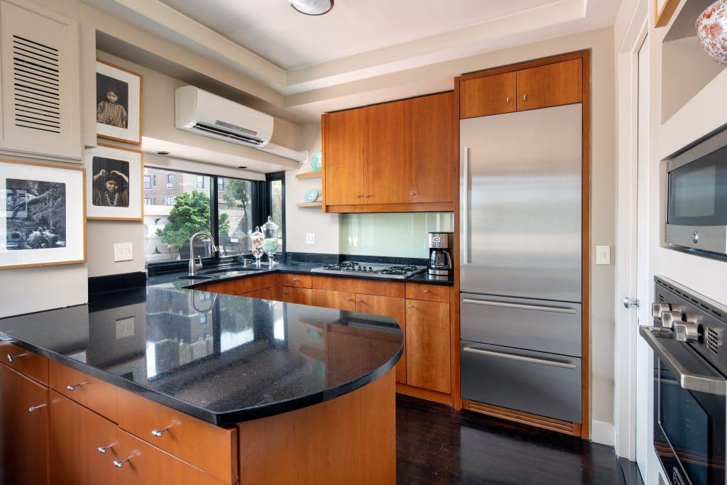 Kitchen/ 465 West End Avenue PH