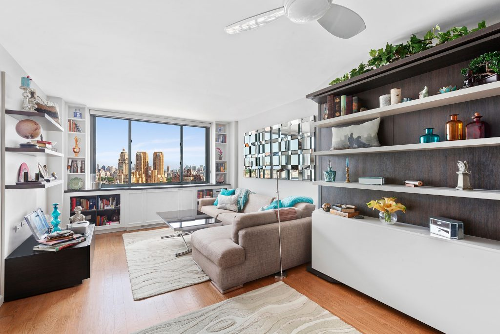Living Room/ 2025 Broadway, Unit 29G