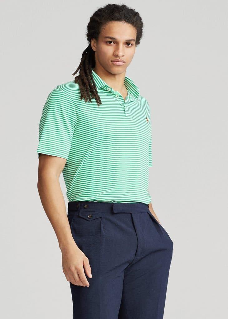 Ralph Lauren Classic Fit Soft Cotton Polo
