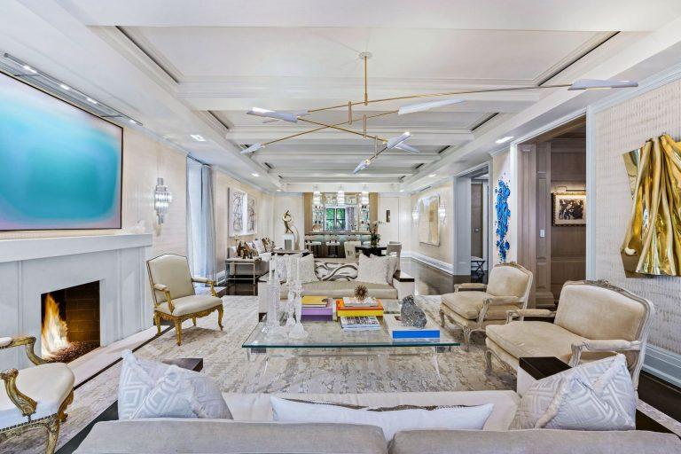 Property of the Week:  Trisha Reger Designed Park Avenue Beauty