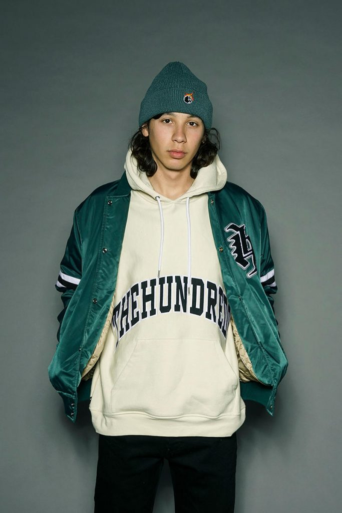 The Hundreds Streetwear .