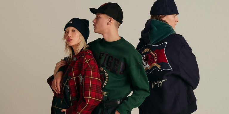 10 Affordable Tommy Hilfiger from the 2020 Winter Collection