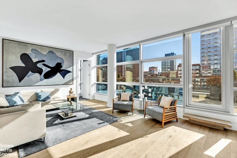Property of the Week: Chelsea Modern Building in the Heart of New York