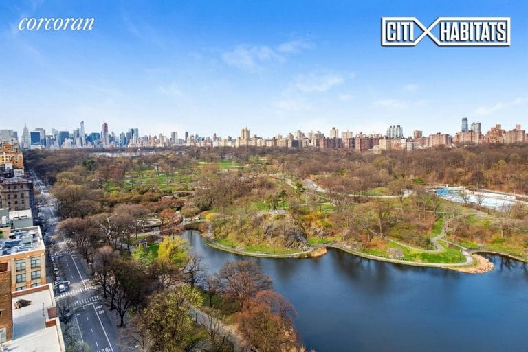Property of the Week: Incredible Central Park Views at 1280 Fifth Avenue