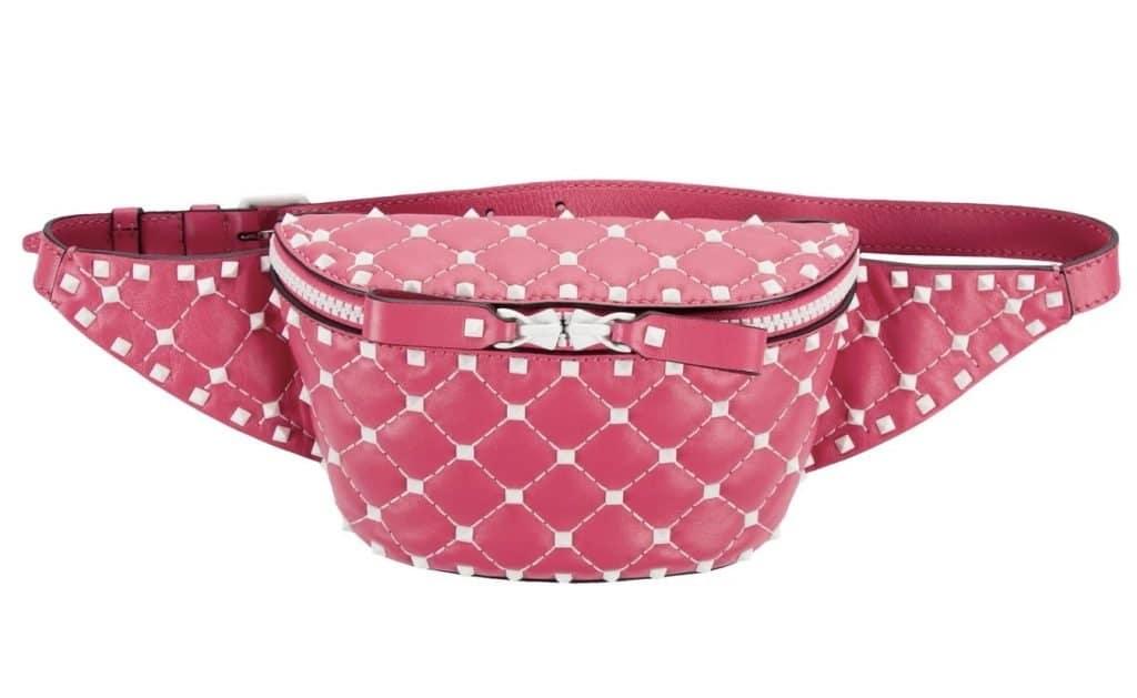 Valentino Free Rockstud Spike Belt Bag