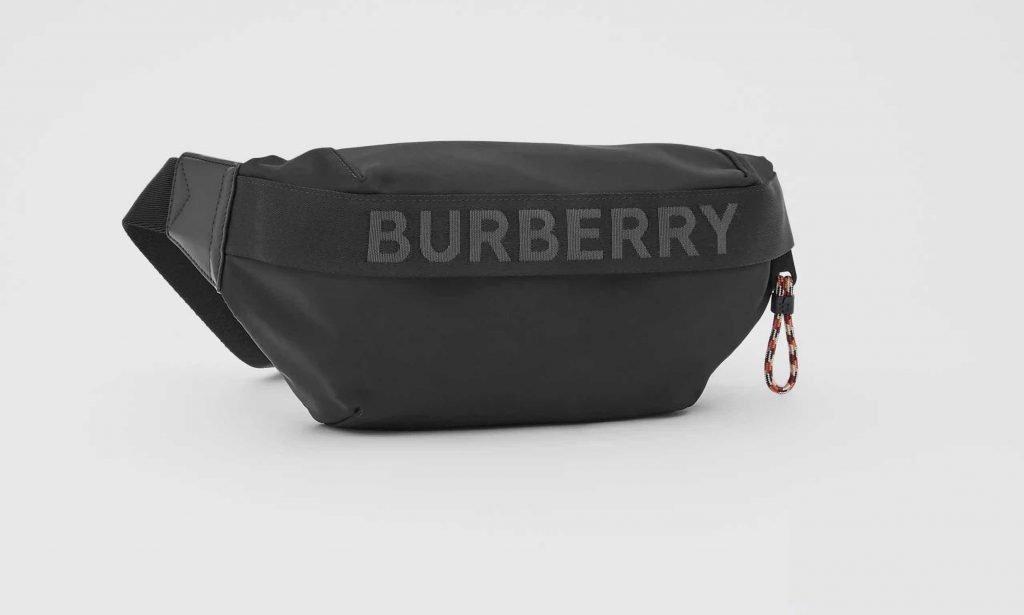 Burberry Econyl Sonny Bum Bag