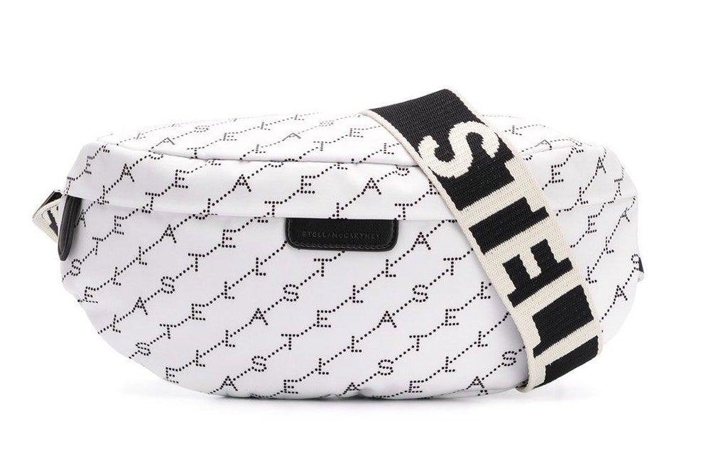 Stella McCartney Monogram Belt Bag
