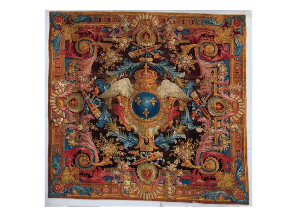 Louis XV Savonnerie Carpet, 18th Century