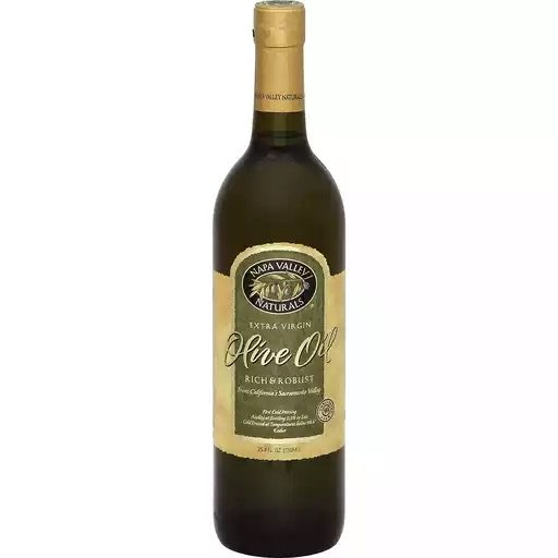 Napa Valley Naturals Olive Oil, Rich & Robust