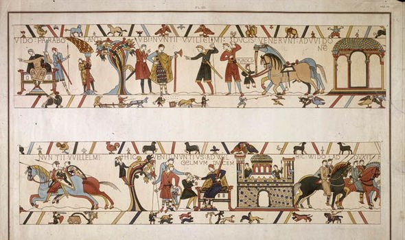 The Bayeux Tapestry, 11th Century