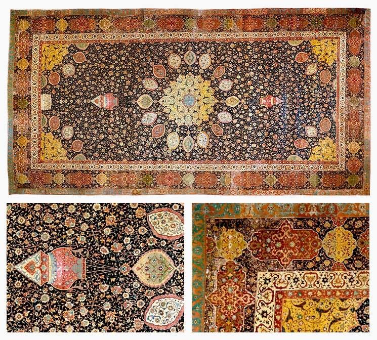 The Holy Carpet, 16th Century