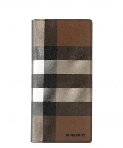 Burberry House Check Bifold Wallet
