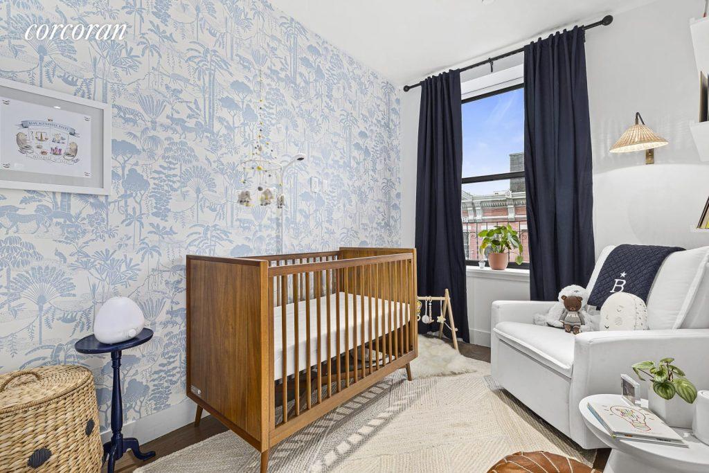 Nursery Room/133 Mulberry Street