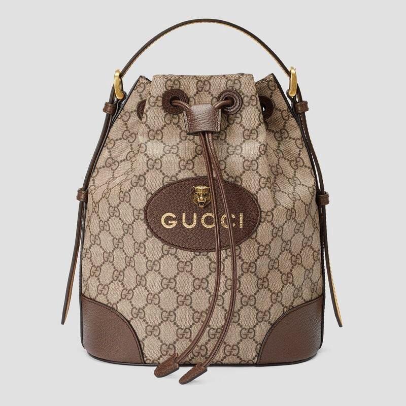 Neo vintage GG supreme backpack