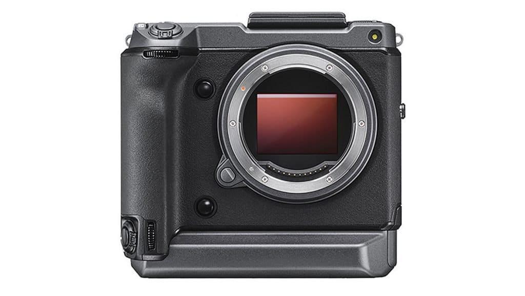 Fujifilm GFX 100 Mirrorless
